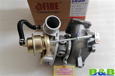Turbo Ford Everest máy cơ